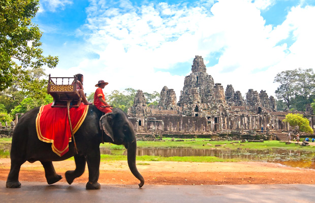 Siem Reap Angkor 1 Day Tour